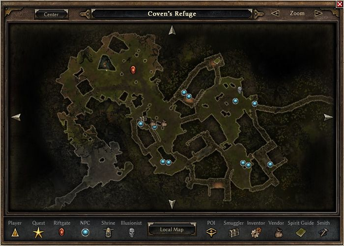 Coven S Refuge Official Grim Dawn Wiki