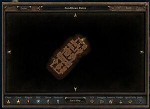 Anderan's body location