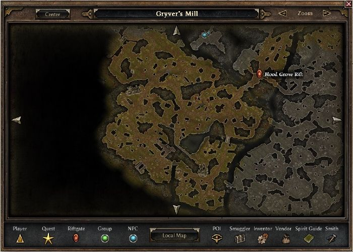 Gryver's Mill - Official Grim Dawn Wiki