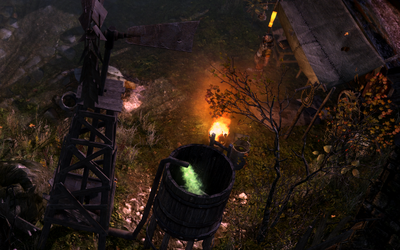 And Not a Drop to Drink - Official Grim Dawn Wiki
