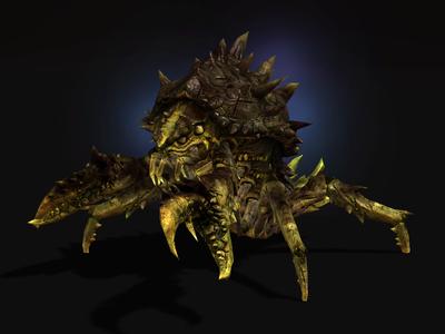 Carraxus Foul - Official Grim Dawn Wiki