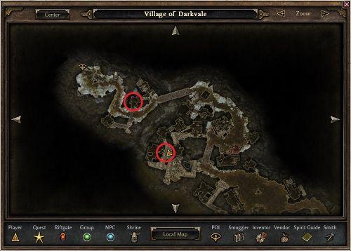 Lodia Locations
