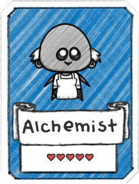 The Alchemist - Official Guild Of Dungeoneering Wiki