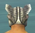 Warrior Templar Armor M gray head back.jpg