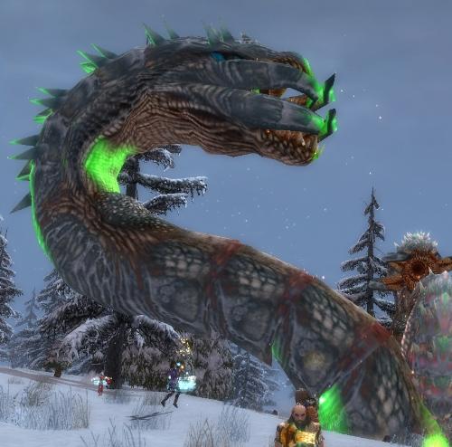 Jormungand - GuildWiki, the unofficial Guild Wars wiki