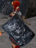 Elementalist with Terror Shield
