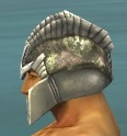 Warrior Templar Armor M gray head side.jpg
