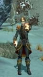 Male Elementalist Divine Aura