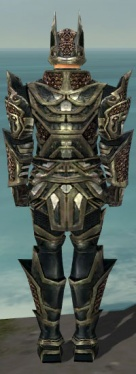 Warrior Elite Kurzick Armor M gray back.jpg