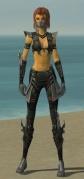 Assassin Luxon Armor F gray front.jpg