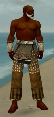 Monk Sunspear Armor M gray arms legs front.jpg