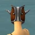 Warrior Wyvern Armor F dyed head back.jpg