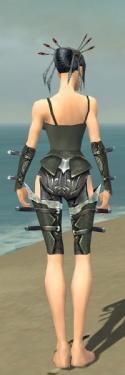 Necromancer Profane Armor F gray arms legs back.jpg