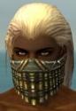 Ranger Elite Luxon Armor M gray head front.jpg