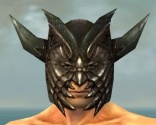 Warrior Elite Dragon Armor M gray head front.jpg