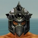 Warrior Obsidian Armor M gray head front.jpg