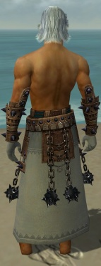 Dervish Obsidian Armor M gray arms legs back.jpg