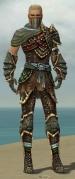 Ranger Luxon Armor M gray front.jpg