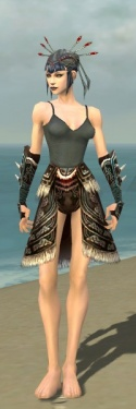 Necromancer Norn Armor F gray arms legs front.jpg