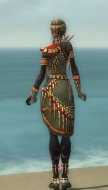 Ritualist Elite Canthan Armor F gray back.jpg