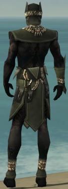 Ritualist Kurzick Armor M gray back.jpg