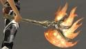 Fiery Blade Axe