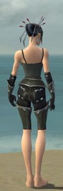 Necromancer Tyrian Armor F gray arms legs back.jpg