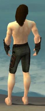 Ranger Obsidian Armor M gray arms legs back.jpg