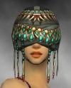 Ritualist Elite Luxon Armor F gray head front.jpg