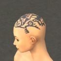 Monk Elite Sunspear Armor F gray head side.jpg