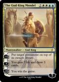 Giga's God-King Mendel Magic Card.jpg