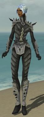 Elementalist Obsidian Armor F gray front.jpg