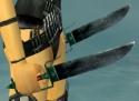 Kenshi's Butterfly Daggers