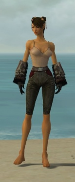 Ranger Norn Armor F gray arms legs front.jpg