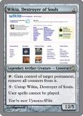 Giga's Magic Wikia, Destroyer of Souls Card.jpg