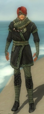 Mesmer Luxon Armor M gray front.jpg