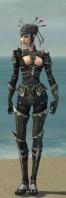 Necromancer Tyrian Armor F gray front.jpg