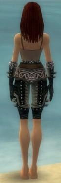 Ranger Elite Kurzick Armor F gray arms legs back.jpg
