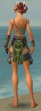 Ranger Luxon Armor F gray arms legs back.jpg