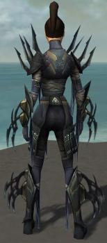 Zenmai Mysterious Armor F gray back.jpg