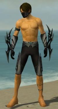 Assassin Vabbian Armor M gray arms legs front.jpg