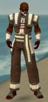Monk Elite Woven Armor M gray front.jpg