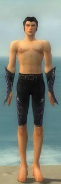 Elementalist Elite Stormforged Armor M gray arms legs front.jpg