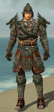 Warrior Elite Canthan Armor M gray front.jpg