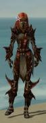 Ranger Primeval Armor F gray front.jpg