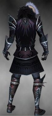 Necromancer Deldrimor Armor M gray back.jpg