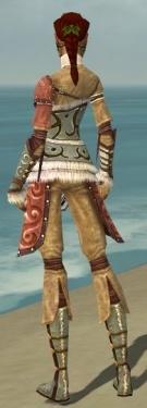 Ranger Canthan Armor F gray back.jpg