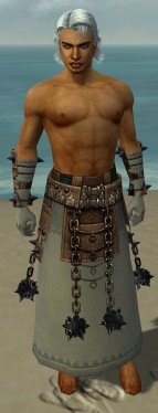 Dervish Obsidian Armor M gray arms legs front.jpg