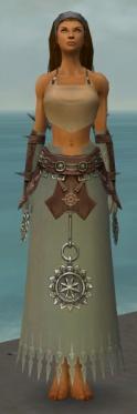 Dervish Sunspear Armor F gray arms legs front.jpg