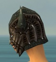 Warrior Elite Dragon Armor F gray head side.jpg